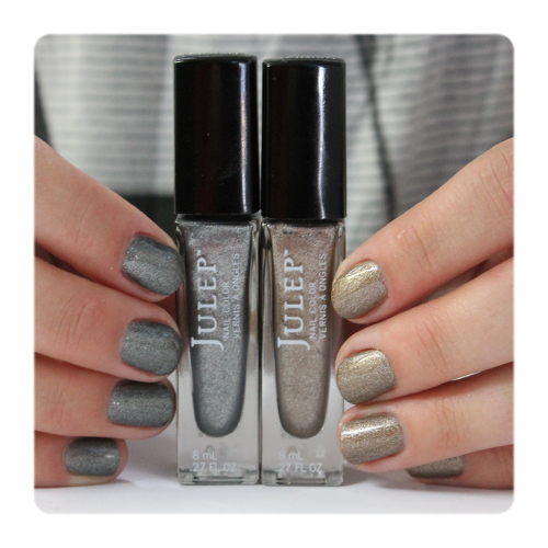 julep with topcoat