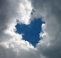 cloud heart these are the days kids cancer care of alberta touched by an angel