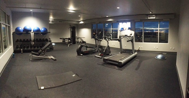 applause hotel gym yyc airport these are your days santa barbara hotwire