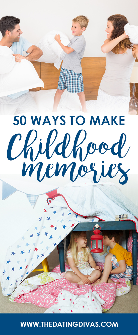 Making-Childhood-Memories the dating divas these are your days making memories